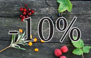 Ekopharman tuotteet helmikuun ajan -10%