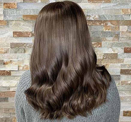 Mushroom-sävyiset hiukset ovat suosittuja