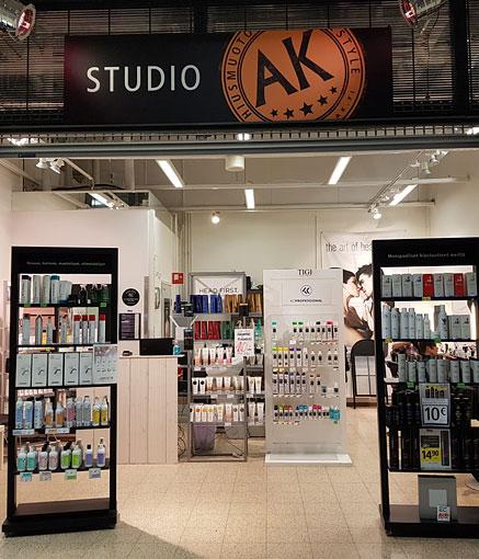 Studio AK Palokan liike