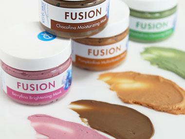 Repêchage Fusion -kasvohoidot hemmottelevat luonnon omilla antimilla