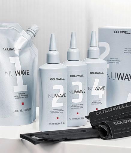 Nuwave-käsittelyssä käytetään useita eri tuotteita.