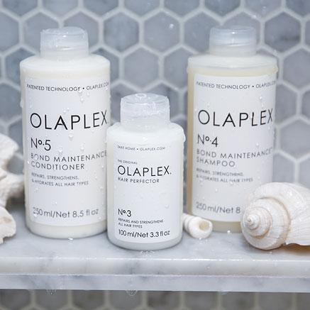 Olaplexin kotihoitotuotteet