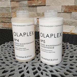 Suosikkituote: Olaplex no 4 shampoo ja Olaplex no 5 hoitoaine