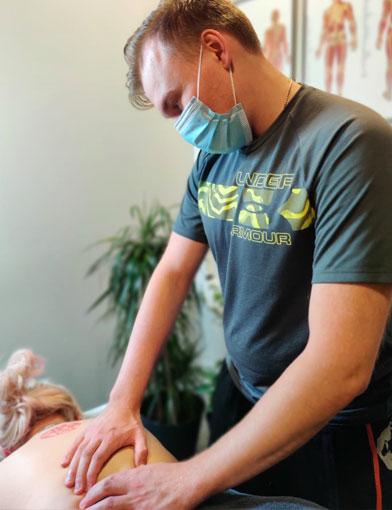 Osteopatiaa opiskelijatyönä Studio AK Kuokkalasta