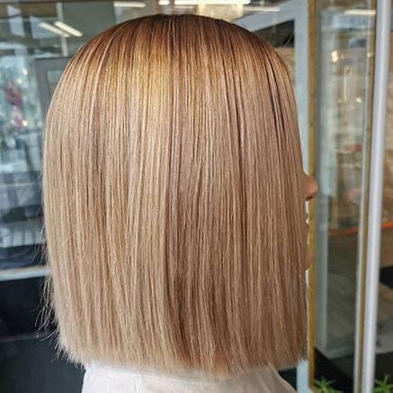 Polkkatukka on yksi vuoden 2020 hiustenleikkaustrendeistä