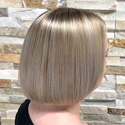 Pyöristetty polkka kuuluu suosituimpiin hiustenleikkaustrendeihin vuonna 2020