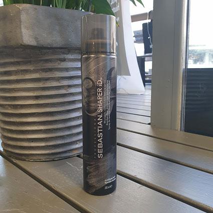 Sebastian Professionalin Shaper ID on yksi Jyväskylässä sijaitsevan Studio AK:n kampaamokaupan tuotteista.