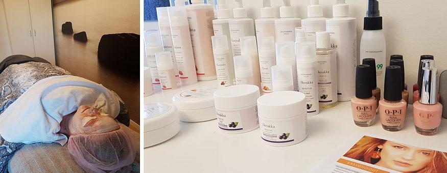 Studio AK Laajavuori kosmetologeilta hemmottelevat spa-hoidot