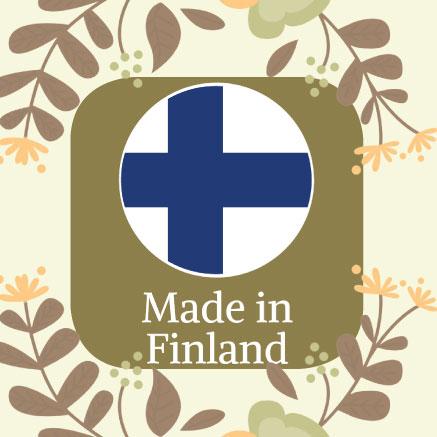 Studio Line -shampoo on valmistettu Suomessa