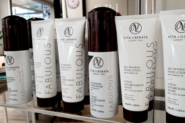 Vita Liberatan itseruskettavat tuotteet